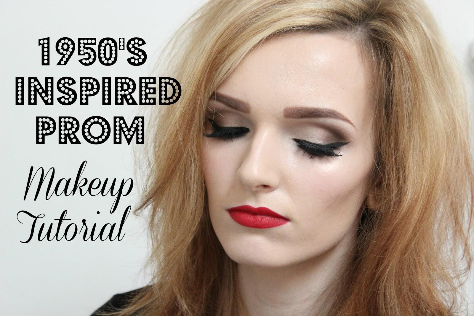 Coleyyyful: A Beauty & Fashion Blog: 1950's Inspired Prom ...  Coleyyyful: A B...