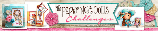 The Paper Nest Dolls Challenge Blog