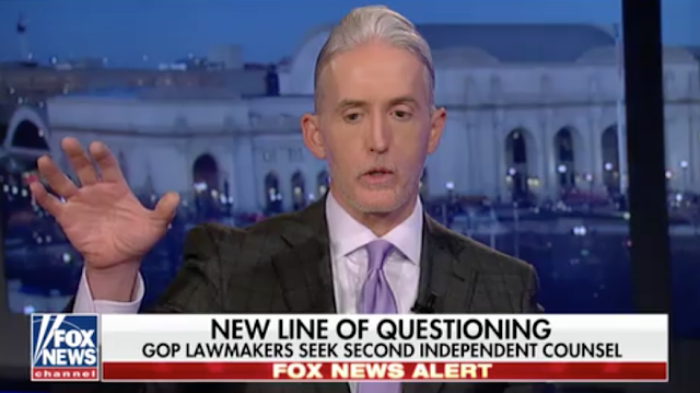 Gowdy, Goodlatte demand appointment of special counsel, citing FISA abuses.