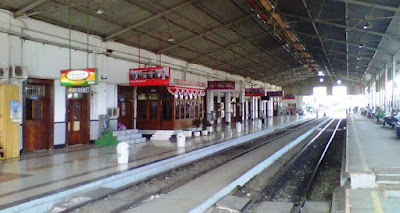 Alamat Stasiun Bogor