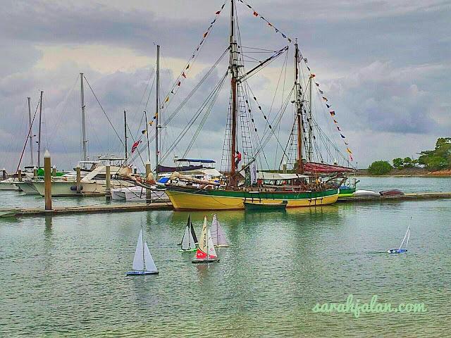 2nd Wonderful Indonesia Nongsa Regatta, Nongsa Point Marina & Resort Batam, Nongsa Point Marina,