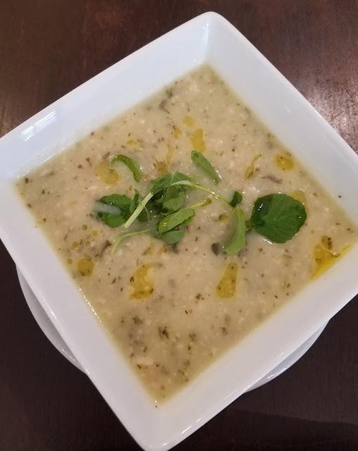 Ranges at Olinda, Olinda, potato soup