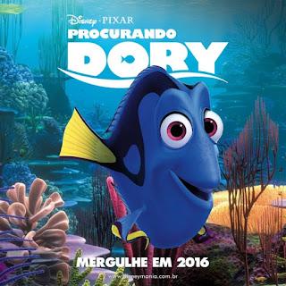 Review de Procurando Dory