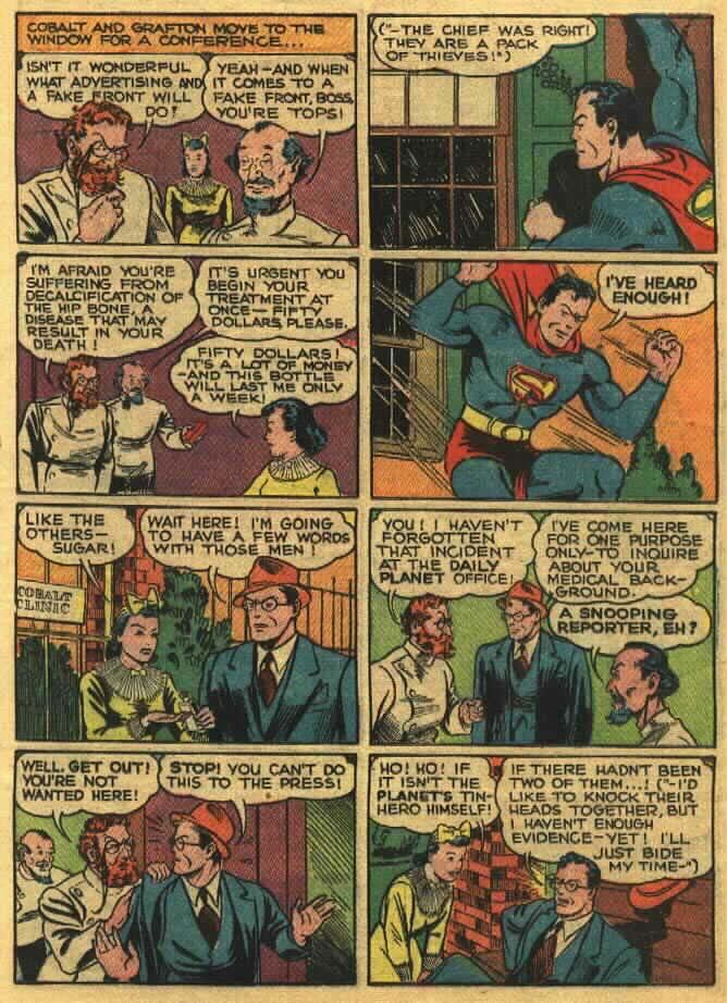 Read online Action Comics (1938) comic -  Issue #26 - 5