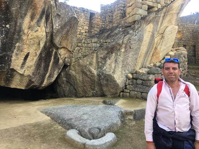 Templo del Condor, Templo del Condor Machu Picchu