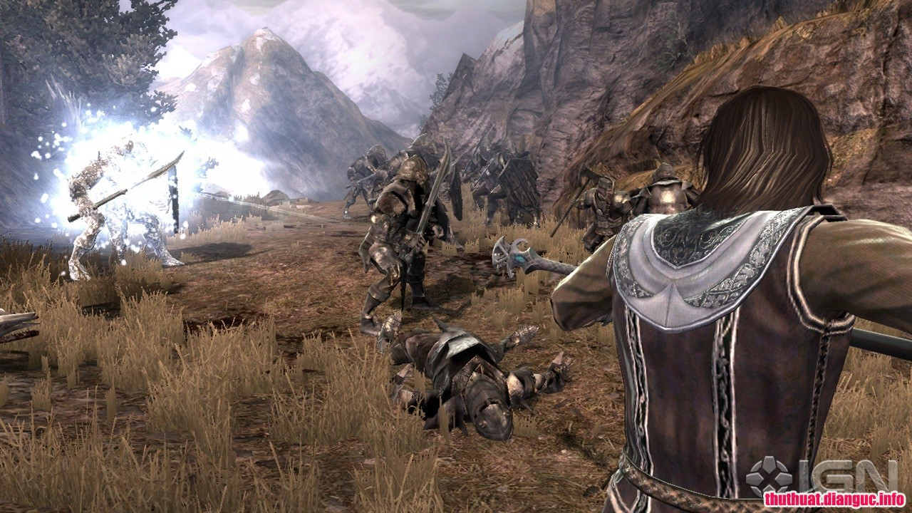 Game Lord of the Rings War in the North full download