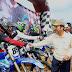 Bupati Syahiran Buka Langsung Perlombaan Motorcross Dalam Rangka HUT Kabupaten Pasaman Barat ke -15