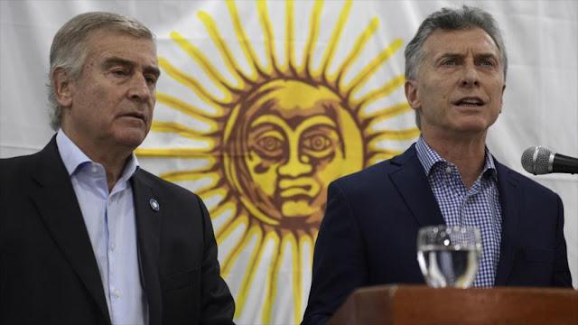 57 % de argentinos pide renuncia del ministro de Defensa