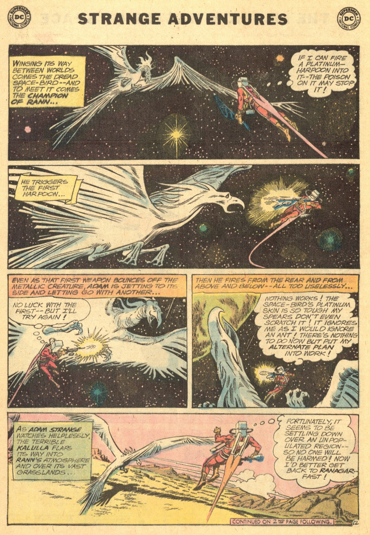 Strange Adventures (1950) issue 243 - Page 16