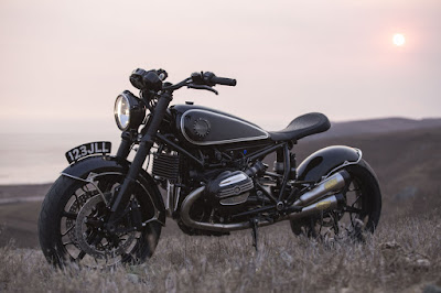 BMW R Nine T Classic Bobber by Roland Sands Design