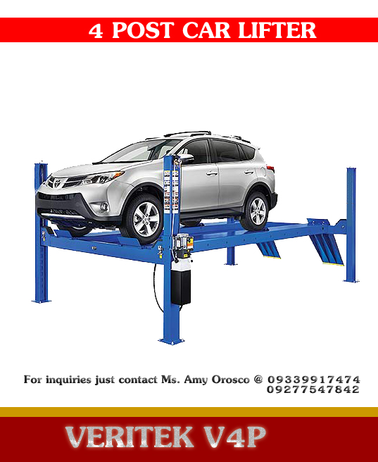 Automotive Equipment Dealer Philippines: Car Lifter