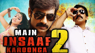 Main Insaaf Karoonga 2 2018 Hindi Dubbed 720p WEBRip 600mb x265 HEVC