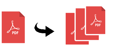 how to break up a pdf