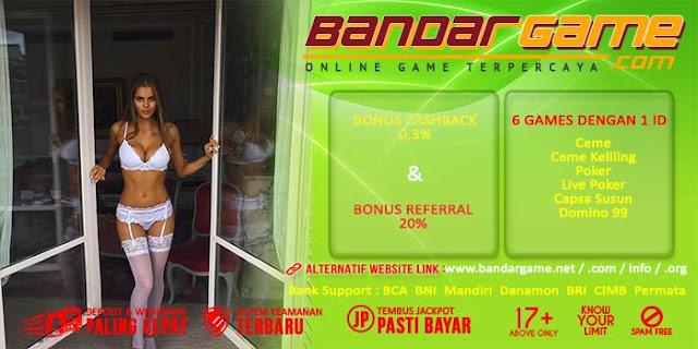 Tips Menang Judi Ceme Online BandarGame
