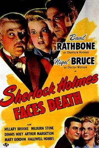 Watch Sherlock Holmes Faces Death Online Free in HD
