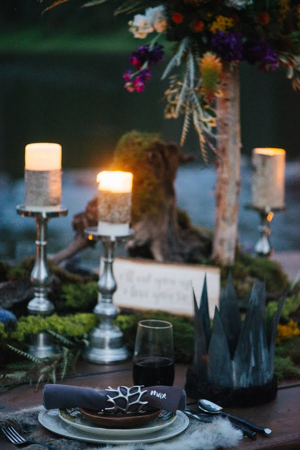 Where the Wild Things Are Styled Shoot