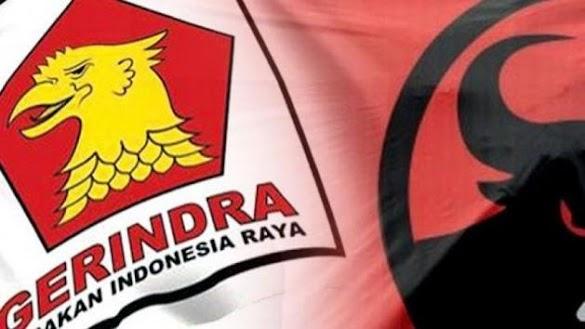 Media Sosial Buka Peluang Gerindra Salip PDIP dalam Pemilu 2019