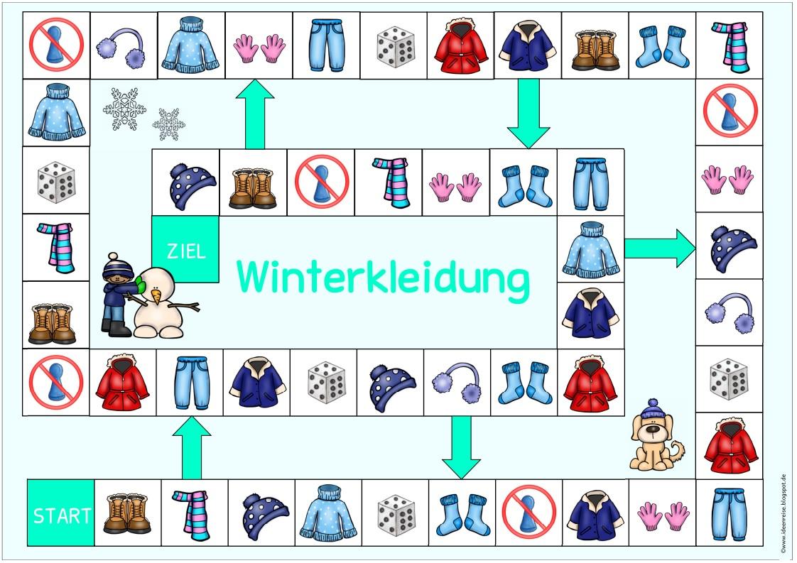 Spiele Im Winter