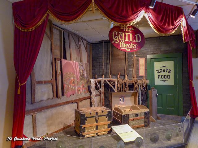 Erie Canal Museum (Teatro) - Syracuse, NY por El Guisante Verde Project