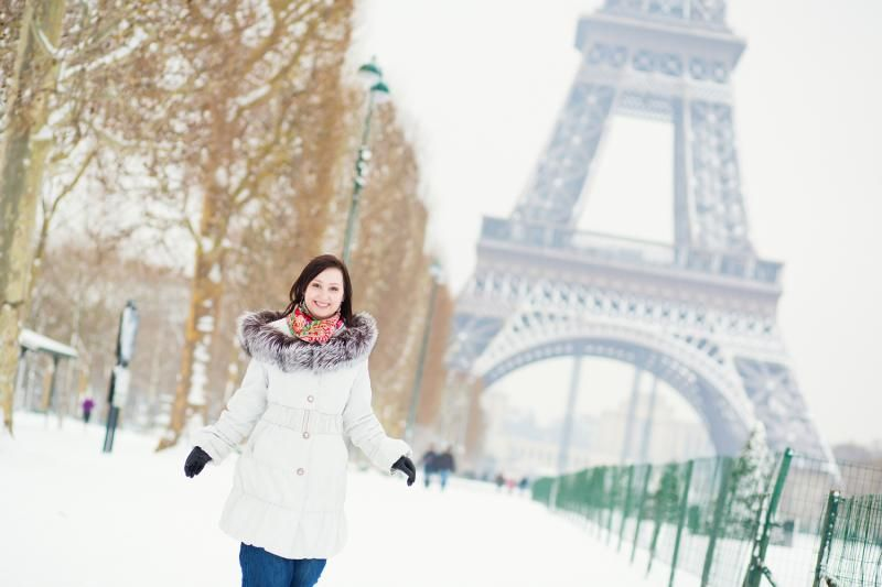 7-Day Christmas in Europe Tour from London: Paris - Swiss Alps - Rhine Valley – Amsterdam
