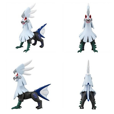 Silvally figure hyper size Takara Tomy MONCOLLE EX EHP-11