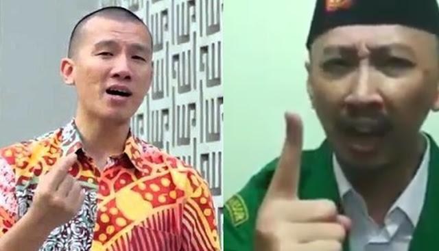 "Video Ustadz Felix Siauw ""Habisi"" Abu Janda"