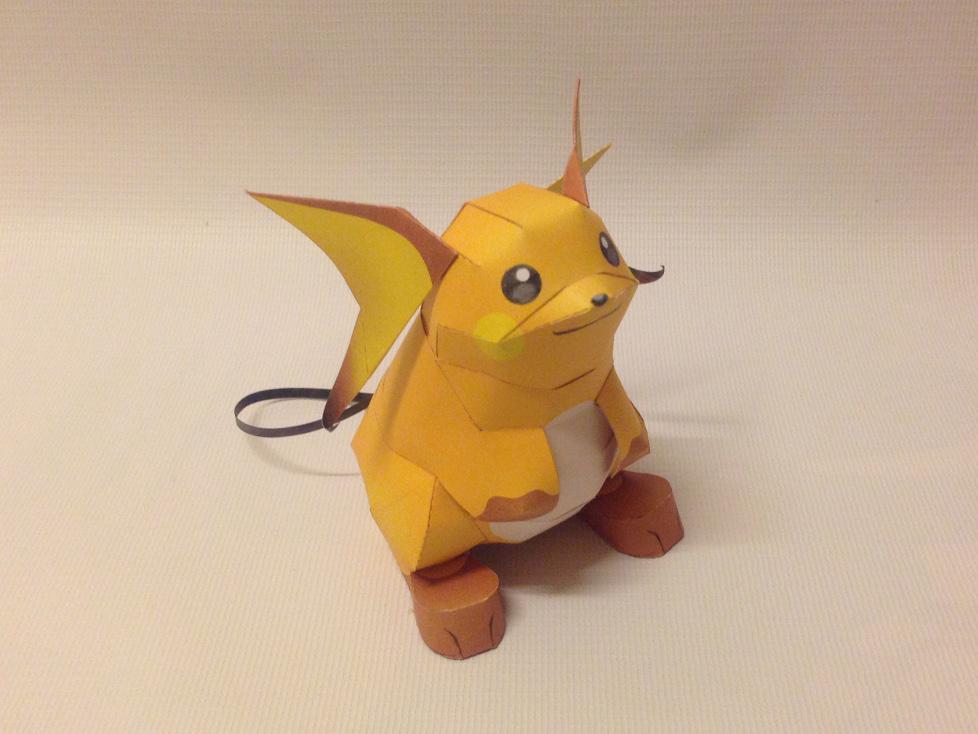 Pikachu Hat | An Easy DIY Pokemon Pikachu Craft | 734x978