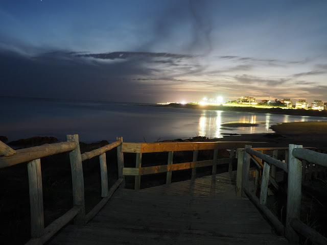 Strand in Punta del Este