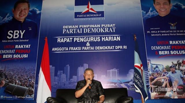 SBY Minta Keadilan ke Pemerintah