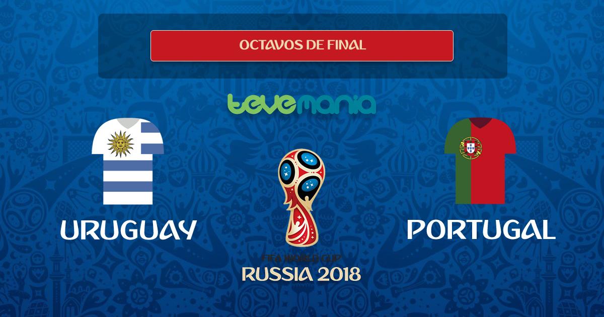La garra uruguaya gana 2 a 1 y elimina a Portugal del Mundial