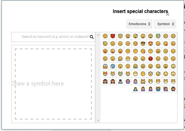 جديد بلوجر | ميزة الوجوه والرموز التعبيرية Emoticons داخل لوحة التدوينات