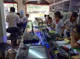 Sửa laptop  Asus X550LA XX009D lỗi nguồn không lên tại hà nội