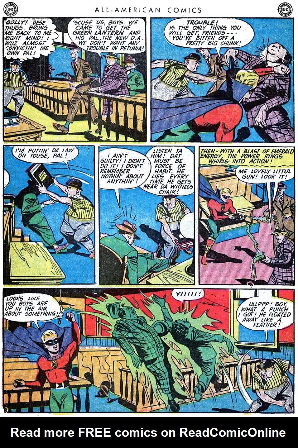 Read online All-American Comics (1939) comic -  Issue #62 - 10