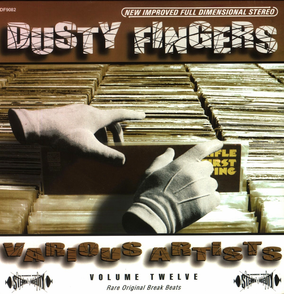 dusty fingers vol 12