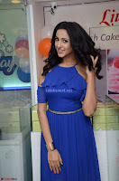 Priya Shri in Spicy Blue Dress ~  Exclusive 27.JPG