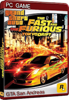 Free Download Game GTA San Andreas Tokyo Drift