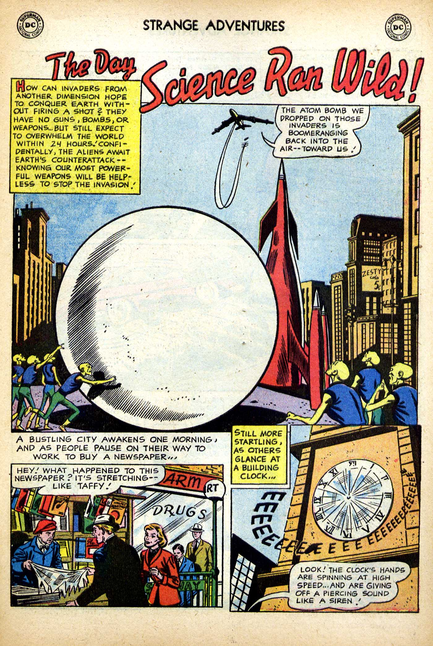 Strange Adventures (1950) issue 82 - Page 25