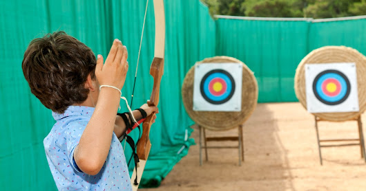 Archery - A New Sport for Your Kids