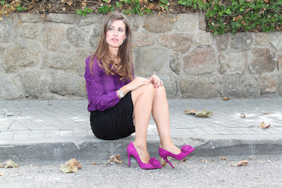 alternativas de Zapatos Violeta