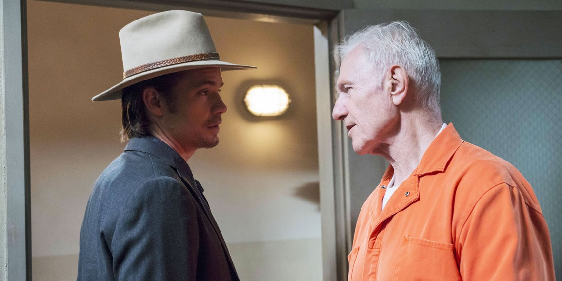 Justified - Season 4 Episode 7: Money Trap