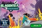 Phineas y Ferb El Agente P ataca de nuevo