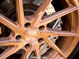 Stance wheel