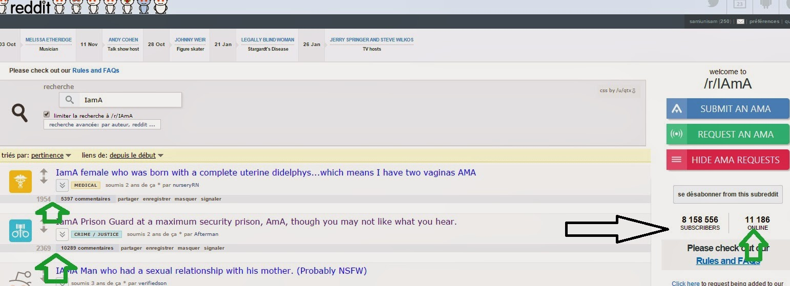 الطريقة الصحيحة للاستفدة موقع reddit لجلب الألاف الزوار
