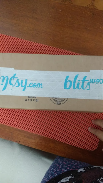 Unboxing e Compras na Loja Blitsy