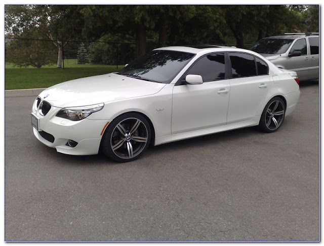BMW 5 Series TINTED WINDOWS Costs