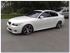 BMW 5 Series TINTED WINDOWS