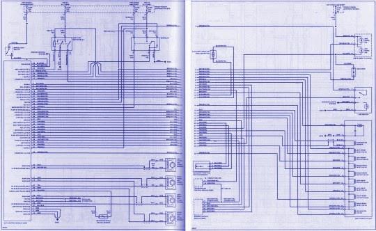 Wiring Circuit 1995 1997 Bmw M3 ABS Wiring Diagram