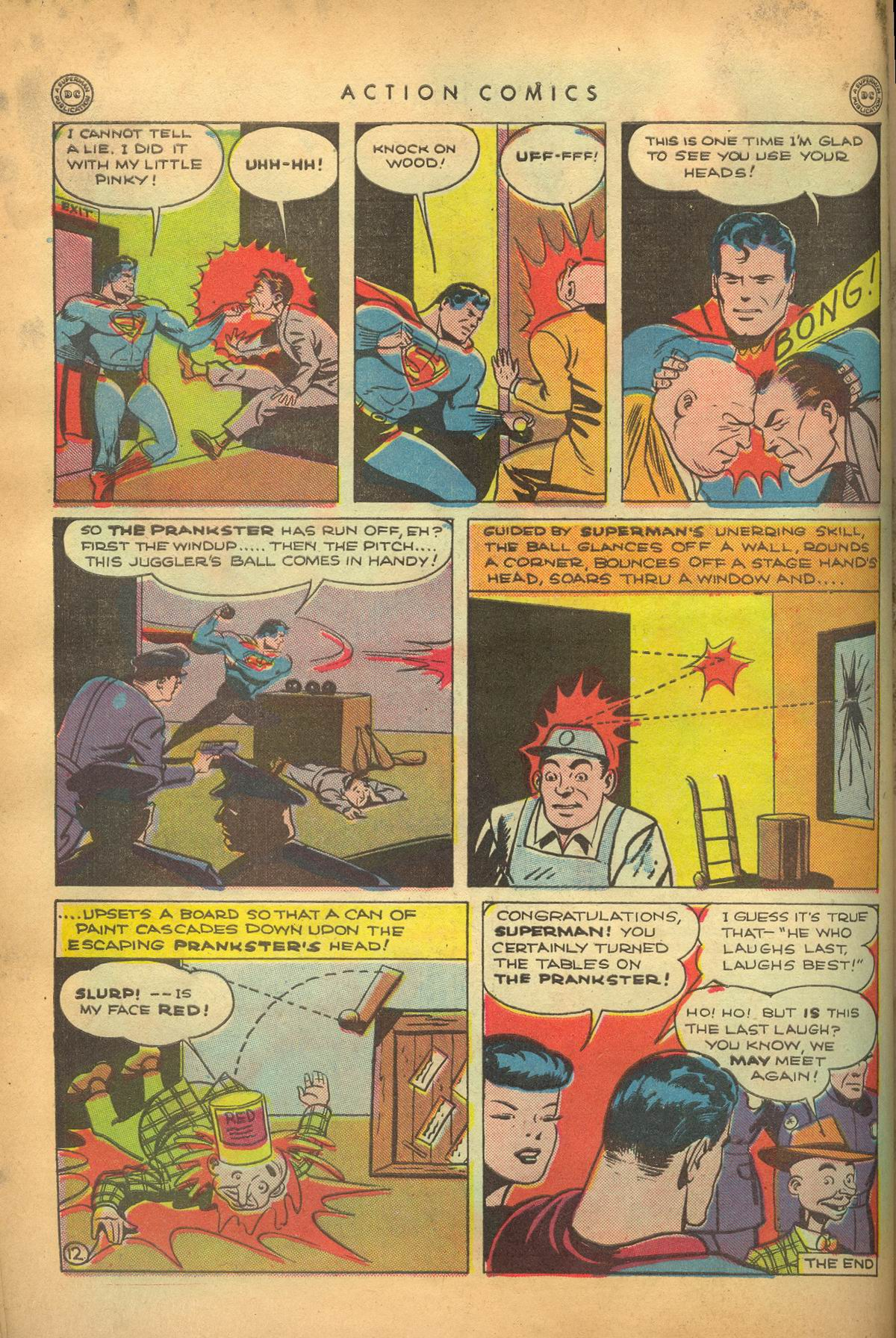 Read online Action Comics (1938) comic -  Issue #95 - 15