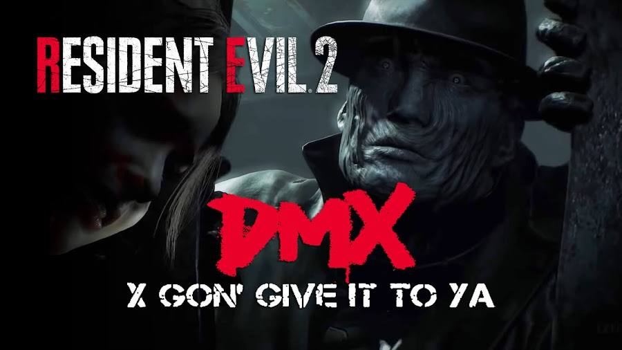resident evil 2 remake dmx song mod