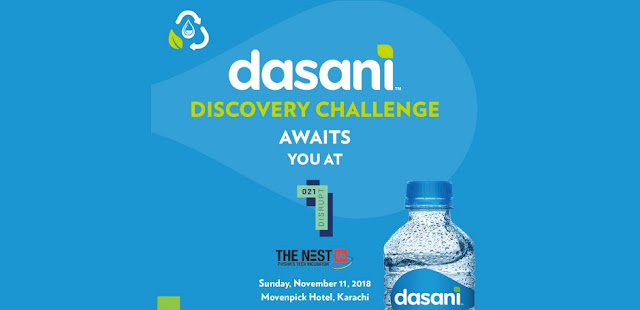 Dasani to Launch Innovation Challenge for Countering Plastic Pollution